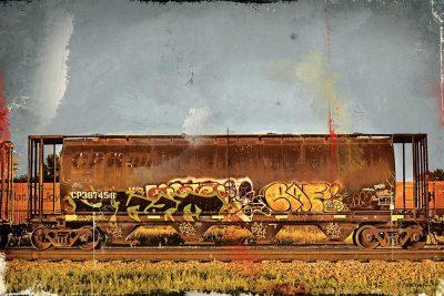 CP38 - traveling art series