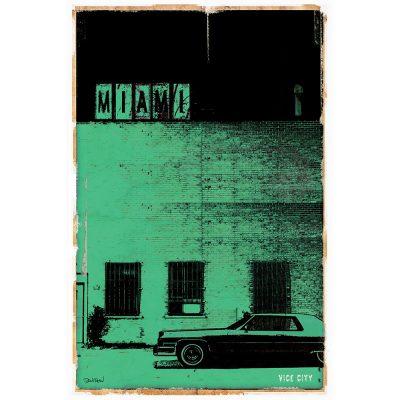 MIAMI VICE CITY - vert