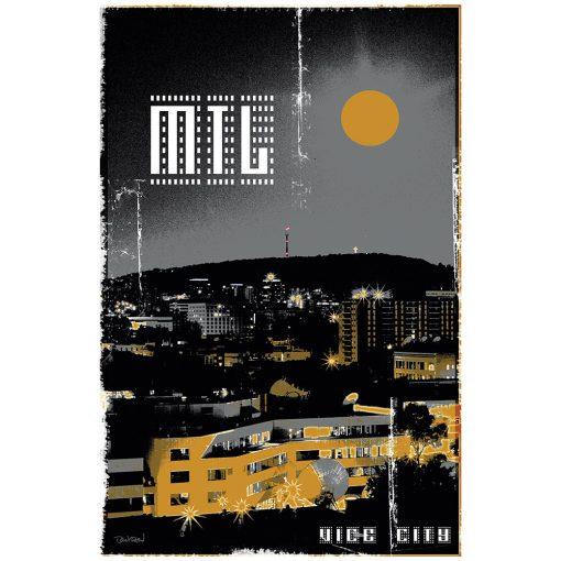 MTL VICE CITY II - gris