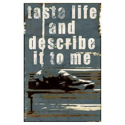 TASTE LIFE II - gris