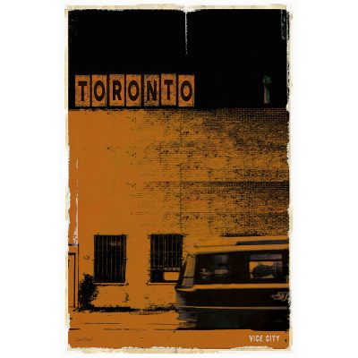 TORONTO VICE CITY - orange